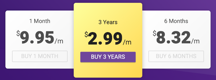 vpnsecure pricing