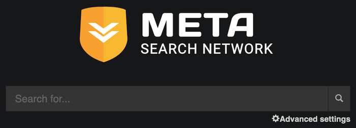 vpnsecure metasearch